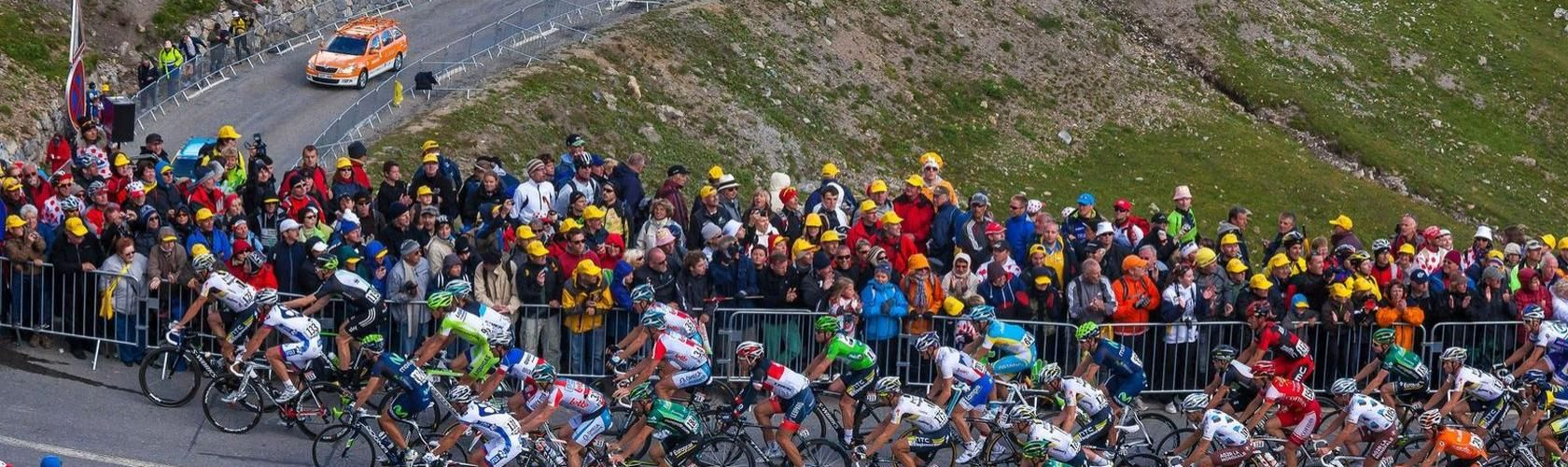 The 2019 Tour de France in the Hautes-Alpes